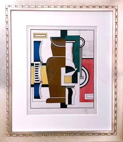 Fernand Léger, 'Le Vase (Saphire 12)', ca. 1927