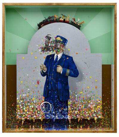 Mario Soria, 'El tren de Noé', 2018