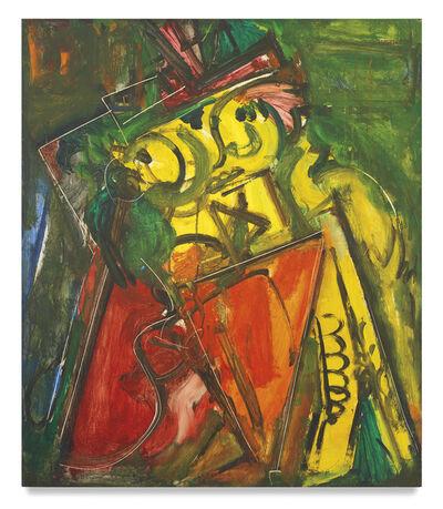 Hans Hofmann, '[Untitled] Landscape No. 49', 1942