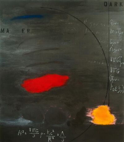 Adam Shaw (b. 1957), 'Dark Matter'