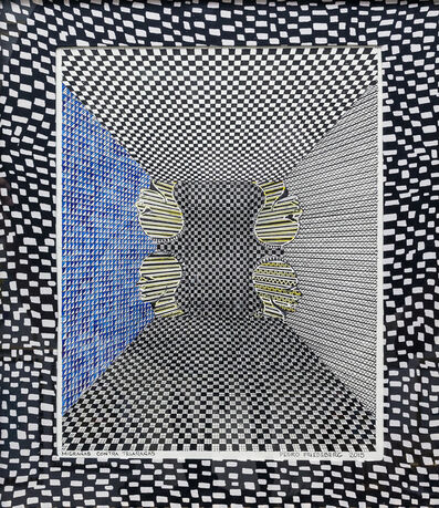 Pedro Friedeberg, 'Migrañas contra telarañas', 2015