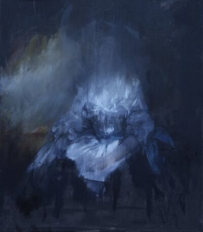 Jake Wood-Evans, 'Mrs Francis Russell, after Romney ', 2017