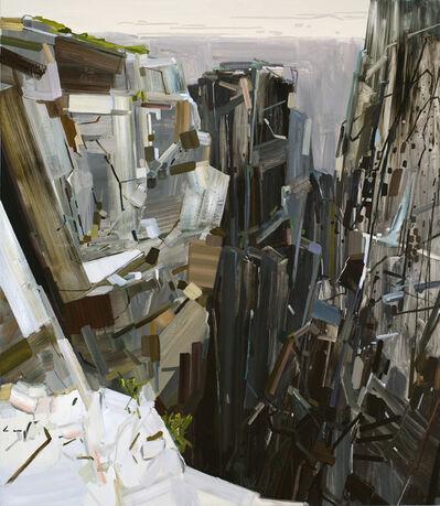 Claire Sherman, 'Ravine II', 2010