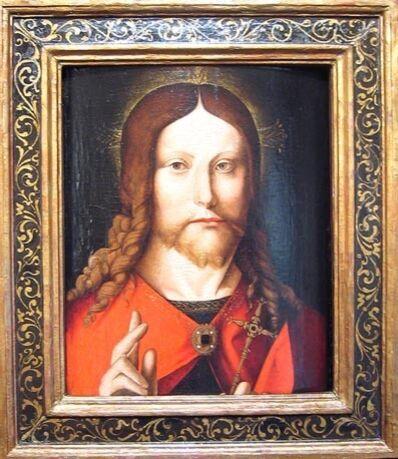 Old Master, 'Christ the Saviour', 16th century