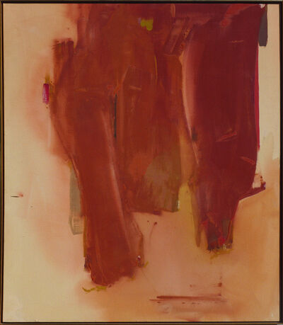 Helen Frankenthaler, 'Caffein', 1975