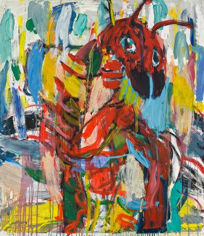 Misheck Masamvu, 'Saint Ant', 2016