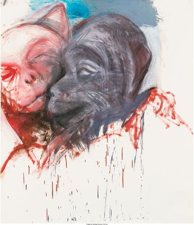Jim Dine, 'Red Cat', 1993
