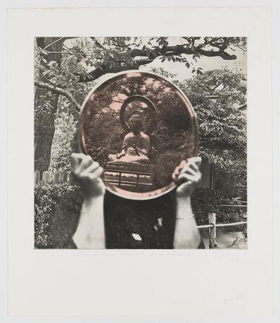 Iain Baxter&, 'Reflected San Francisco Beauty Spot - Buddha, Golden Gate Park', 1979