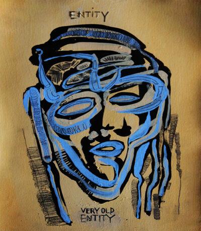 Carlos Contente, 'Entity (very old)', 2015