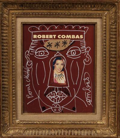 Robert Combas, 'Portrait'
