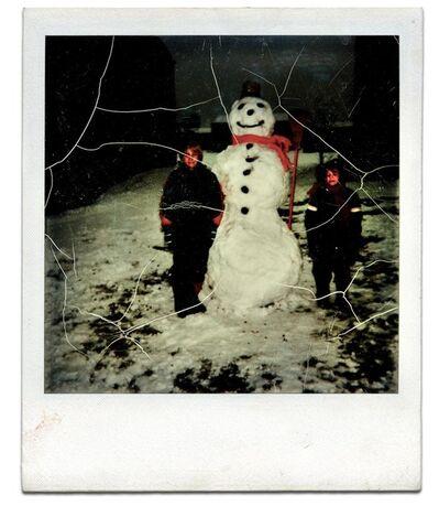 Todd Hido, 'Untitled11360-SNOWMANPOLA', 2014