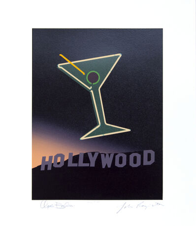 John Register, 'Hollywood', 1989