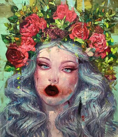 Roldán Lauzán Eiras, 'Flor de Acantilado - Cliff's Flower', 2021