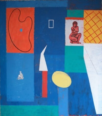 Danny Williams, 'Interior', 1990