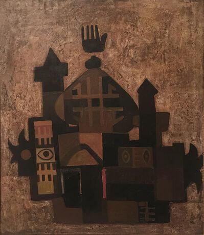 Dia Azzawi, 'Takween Islami (Islamic Composition)', 1965