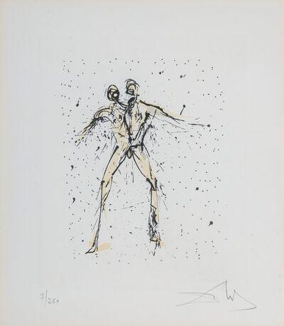 Salvador Dalí, 'Gemini, from The Zodiac II', 1975
