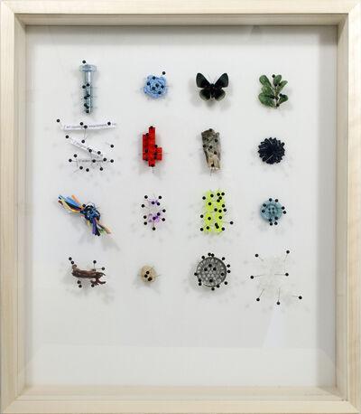 Michel Goulet, 'Temps suspendus, L'art recompose exactement la vie', 2018