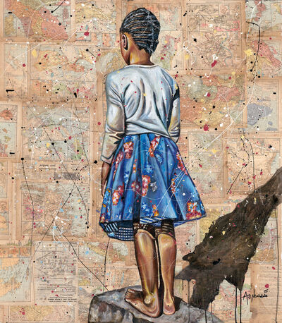 Andrew Ntshabele, 'There is room for Hope 2 (Print)', 2021