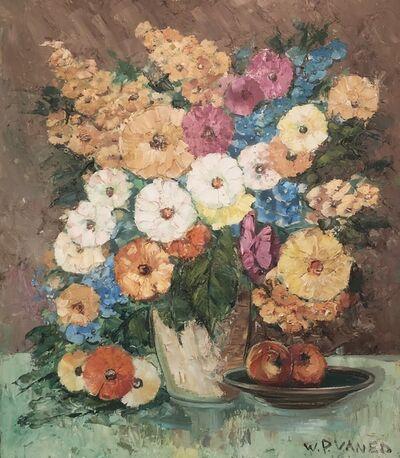 Prof. Walter Prescher van Ed, 'Sommerblumen', Unknown