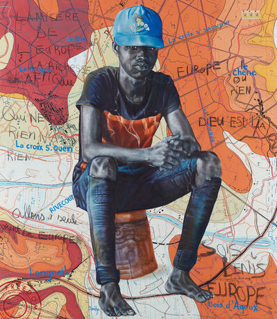 Jean David Nkot, 'https//search. At the crossroads.com', 2019