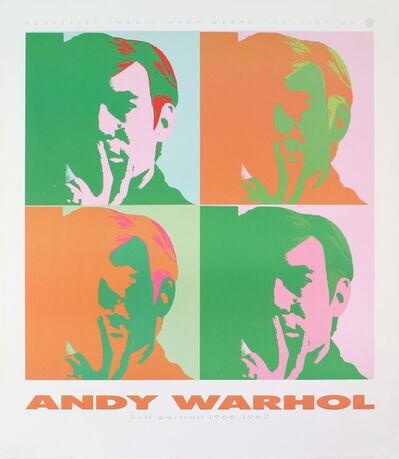 Andy Warhol, 'Four Self Portraits', 1989