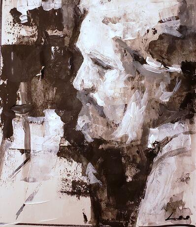Patrick Lee (b. 1972), 'Portrait of a Man', 2020