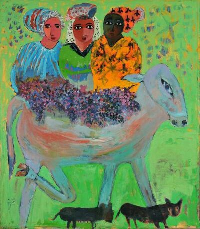 Mohamed Rabie, 'TOGETHER WE ARE ONE ', 2014