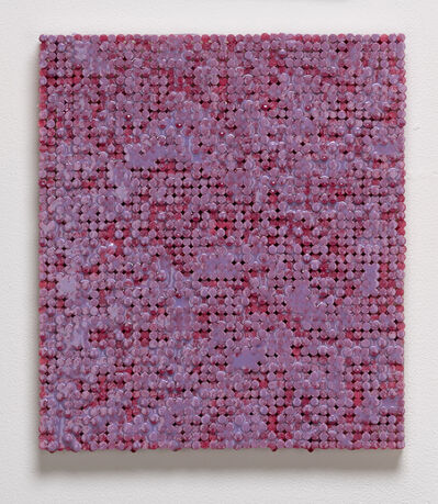Sean Healy, 'Red and Purple Static', 2018-2019
