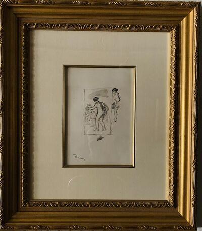 Pierre-Auguste Renoir, 'Femme au Cep de Vigne, 4th Variant', 1904-1905