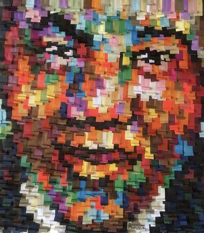 Mumpasi Meso, 'Nelson Mandela', 2020