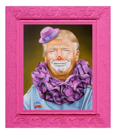 Scott Scheidly, 'Ass Clown', 2016