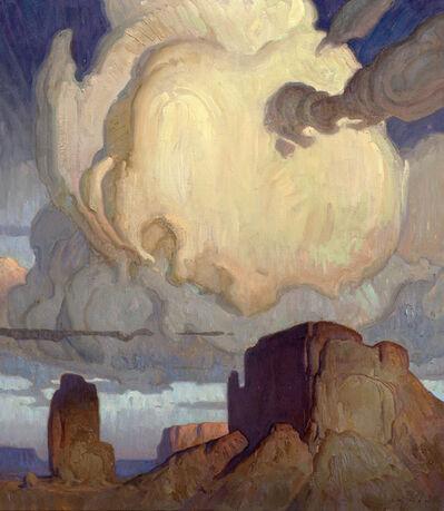 Eric Bowman, 'Mass and Monoliths', 2019