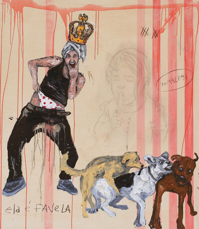 Camila Soato, 'Ela é Favela', 2014