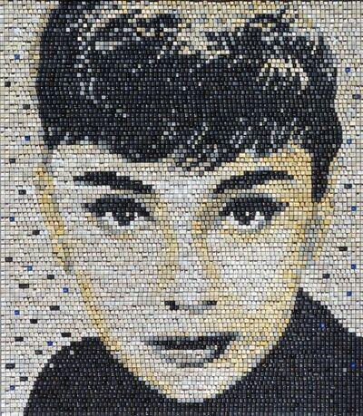 Doug Powell, 'Audrey Hepburn', 2019