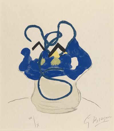 Georges Braque, 'Vase de Fleurs au Ruban. Vase of Flowers with a Ribbon', 1960-1962
