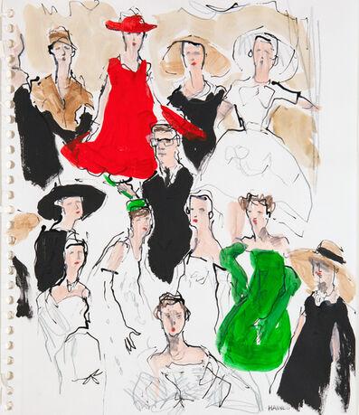 Richard Haines, 'Yves for Dior', 2015