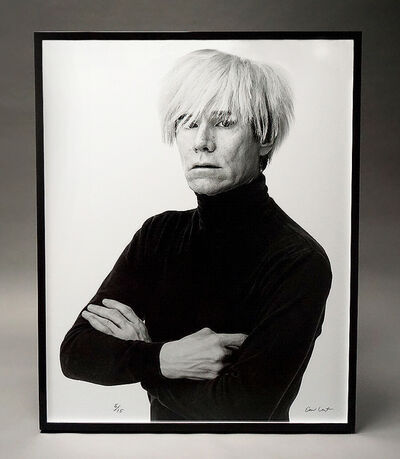 Andrew Unangst, 'Andy Warhol', 1985