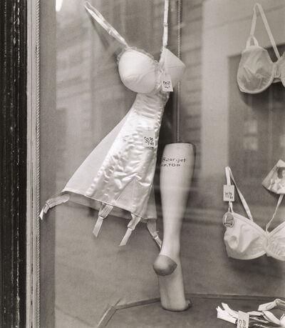Imogen Cunningham, 'Bourget. Strasbourg', 1960