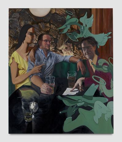 Justin John Greene, 'Spirits and Libations ', 2019