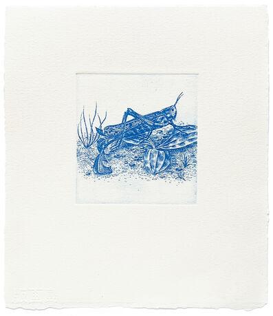 Zachari Logan, 'Grasshopper', 2019