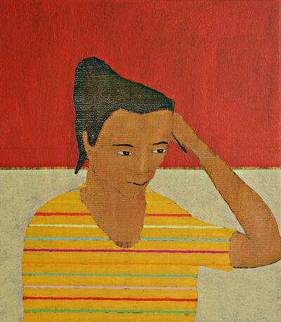 Stephen Chambers, 'Sweet Shirt', 2005