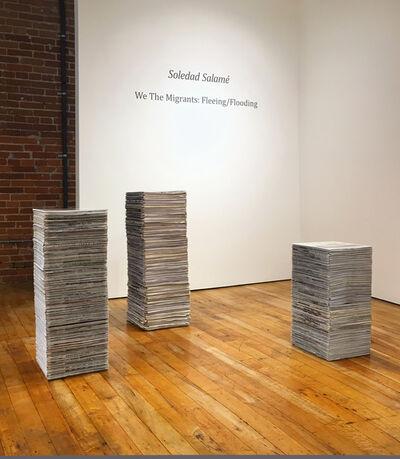 Soledad Salamé, 'Stacks', 2019