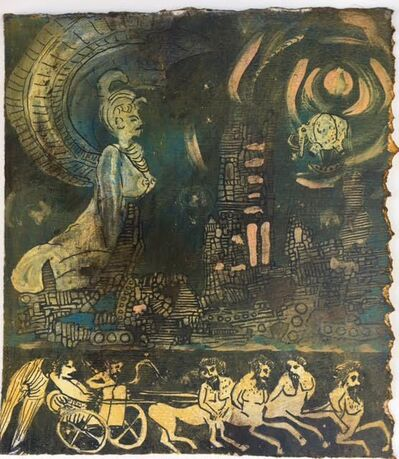 Joshua Goode, 'The Oracle'