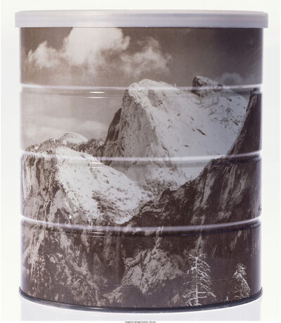 Ansel Adams, 'Hills Brothers Coffee Can', 1969
