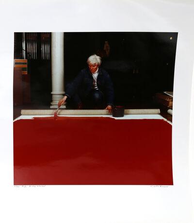 Curtis Knapp, 'Andy Warhol Red Series 2', 1983 (printed 2004)