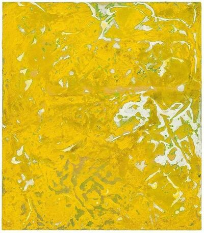 Lynne Golob Gelfman, 'Yellow Love (With Green)', Late 20th Century