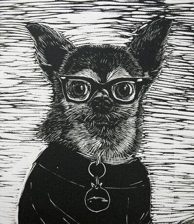 Yailen Sellén, 'Mirada canina / Canine look', 2017