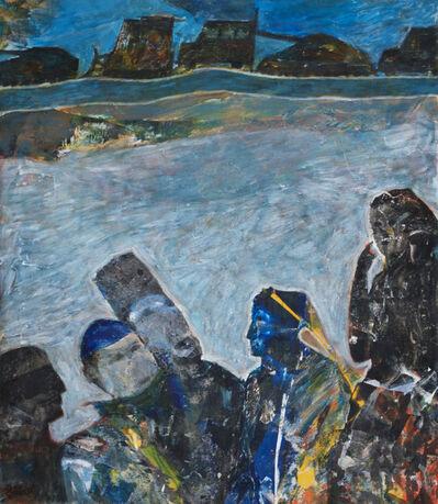 Tayseer Barakat, 'No Entry II', 2019