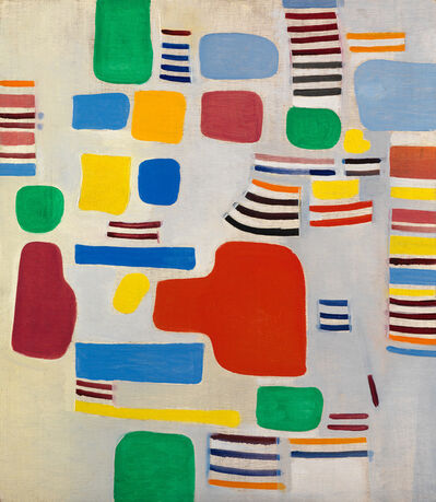 Caziel, 'Composition', 1967