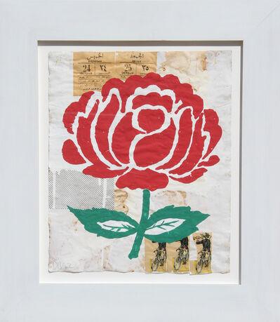 Donald Baechler, 'Untitled (Flower)', 1992
